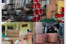 Produk-produk dari Pengrajin Drumband